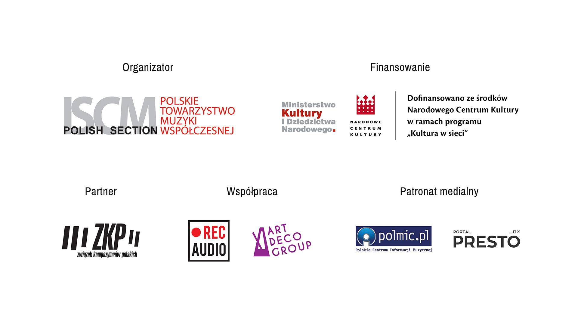 MWNG 2020 tablica logotypów