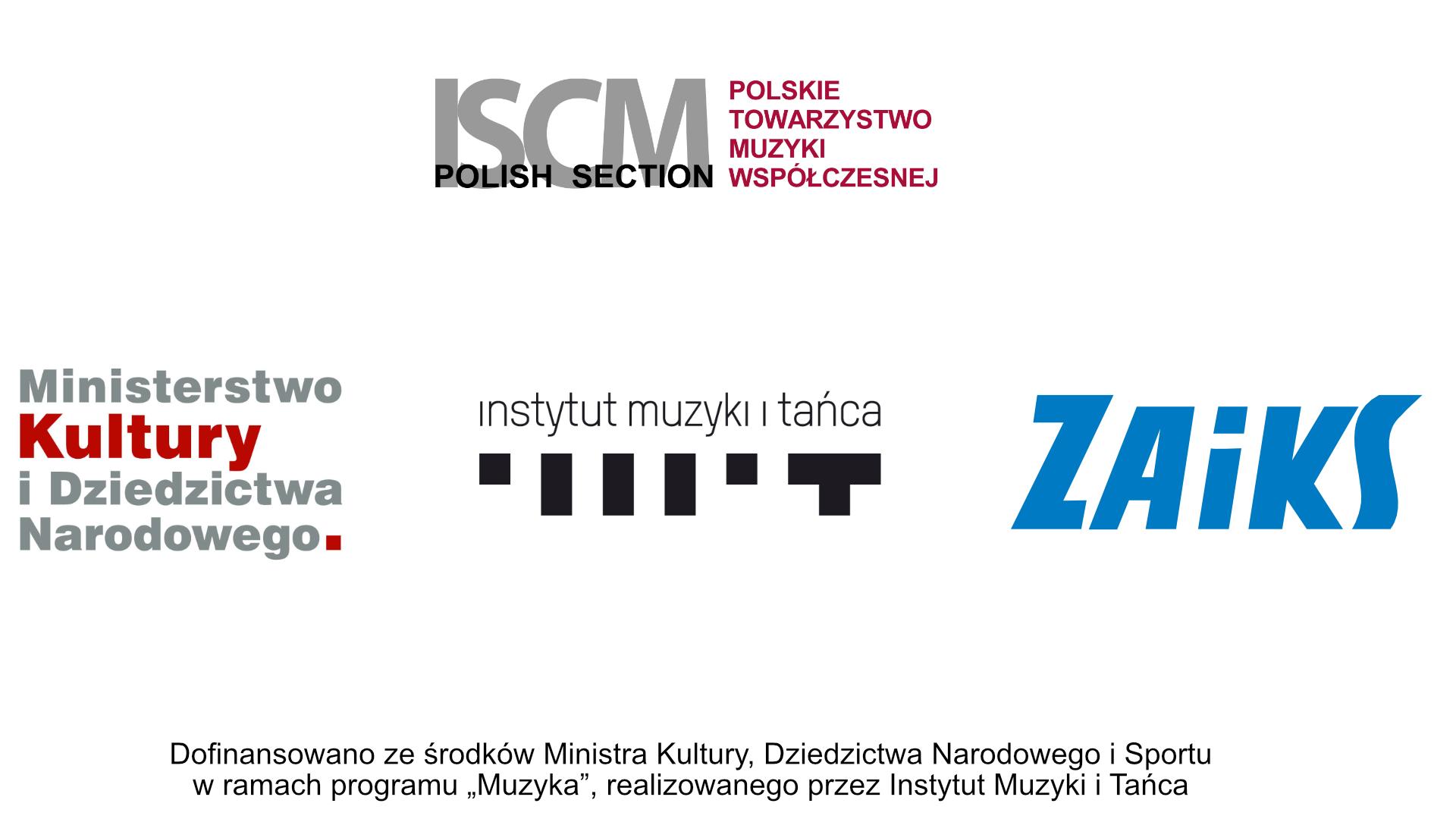 Partytury Fotograficzne Plansza Logotypów 2020
